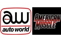 AMERICAN MUSCLE  AUTO WORLD