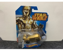 HOT WHEELS STAR WARS C-3PO