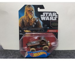 HOT WHEELS STAR WARS CHEWBACCA