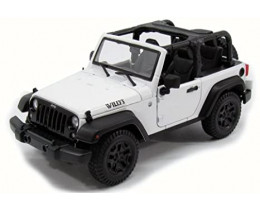2014 JEEP WRANGLER WILLYS -MAISTO