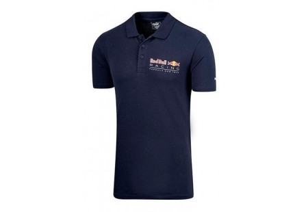 POLO REGULAR FIT LOGO RED BULL