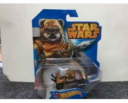 HOT WHEELS STAR WARS WICKET