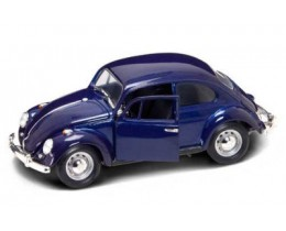 VOLKSWAGEN BEETLE 1967 AZUL - ROAD LEGENDS