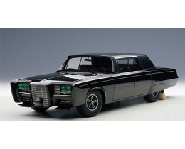 BLACK BEAUTY GREEN HORNET (BLACK)(TV SERIES) - AUTOART