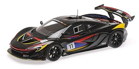 MCLAREN P1 GTR JAMES HUNT 40TH ANNIVERSARY - ALMOST REAL