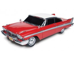 PLYMOUTH FURY 1958 CHRISTINE - ERTL