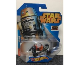HOT WHEELS STAR WARS CHOPPER