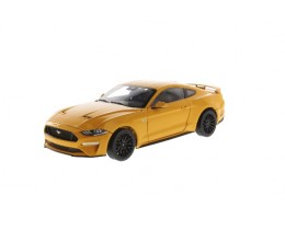 2019 FORD MUSTANG GT ORANGE FURY - DIECAST MASTERS