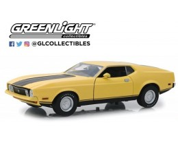 1973 FORD MUSTANG MACH 1 ELEANOR GONE IN SIXTY SECONDS 1974 - GREENLIGHT