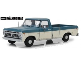 FORD F-100 1973 THE WALKING DEAD - GREENLIGHT
