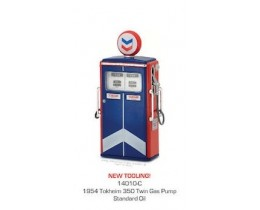 1:18 VINTAGE GAS PUMPS SERIES 1C - GREENLIGHT