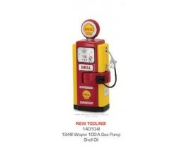 1:18 VINTAGE GAS PUMPS SERIES 1S - GREENLIGHT