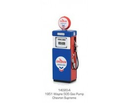 1:18 VINTAGE GAS PUMPS SERIES 2C - GREENLIGHT
