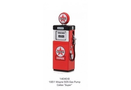 VINTAGE GAS PUMPS SERIE 4C - GREENLIGHT