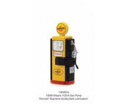 VINTAGE GAS PUMPS SERIE 4P - GREENLIGHT