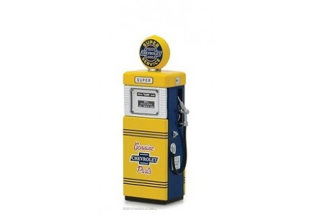 VINTAGE GAS PUMP SERIES 6C - GREENLIGHT