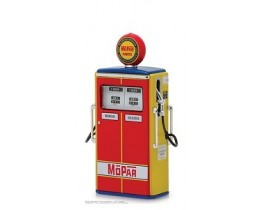 VINTAGE GAS PUMP SERIES 6M - GREENLIGHT
