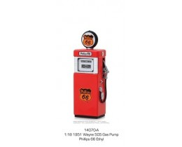 VINTAGE GAS PUMP SERIES 7 - GREENLIGHT