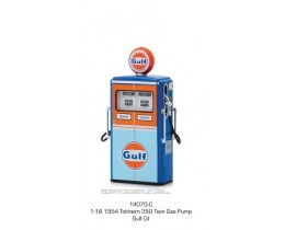 VINTAGE GAS PUMP SERIES 7 C - GREENLIGHT