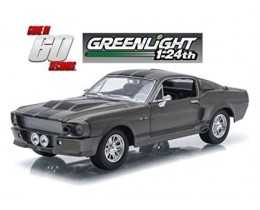 1967 FORD MUSTANG ELEANOR GONE IN SIXTY SECONDS (2000) - GREENLIGHT