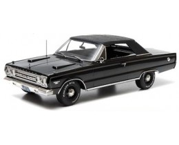 PLYMOUTH BELVEDERE GTX CONVERTIBLE - GREENLIGHT