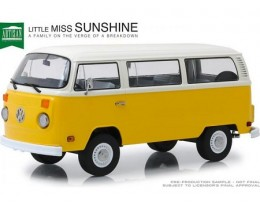 1978 VOLKSWAGEN TYPE 2 (T2B) BUS LITTLE MISS SUNSHINE 2006- GREENLIGHT