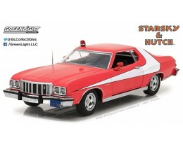 1976 FORD GRAN TORINO STARSKY Y HUTCH SERIE DE TV - GREENLIGHT