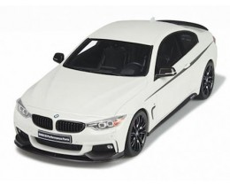 BMW 435il M PERFORMANCE 2015 BLANCO - GT SPIRIT