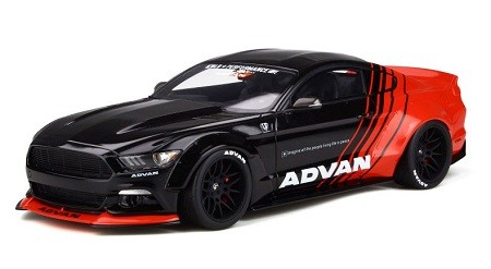FORD MUSTANG ADVAN BY LB WORKS - GT SPIRIT