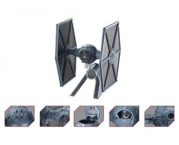 ELITE TIE FIGHTER STAR WARS VI RETURN OF THE JEDI - HOTWHEELS