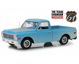 1971 CHEVROLET C-10 THE TEXAS CHAIN SAW MASSACRE 1974 - HIGHWAY 61