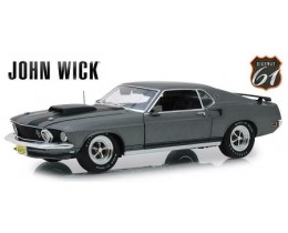 FORD MUSTANG BOSS 1969 JOHN WICK - HIGHWAY 61