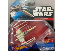 NAVE STAR WARS HOT WHEELS X WING FIGHTER