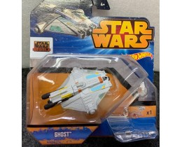 NAVE STAR WARS HOT WHEELS GHOST