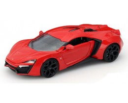LYKAN HYPERSPORT FAST AND FURIOUS 7 - JADA