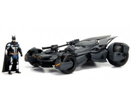 BATMOBILE 2017 JUSTICE LEAGUE CON FIGURA- JADA
