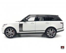 2017 RANGE ROVER SV AUTOBIOGRAPHY DYNAMIC WHITE - LCD MODELS