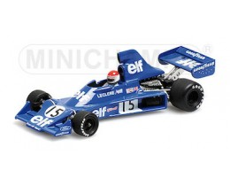 TYRRELL FORD 007 1975 M. LACLERE # 15 - MINICHAMPS