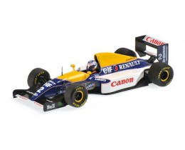 WILLIAMS RENAULT FW15 CAMPEON 1993 ALAIN PROST-MINICHAMPS