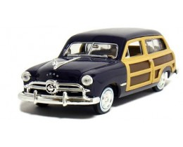 FORD WOODY WAGON 1949 - MOTOR MAX