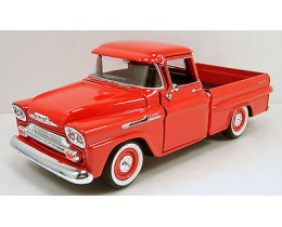CHEVY APACHE FLEETSIDE PICK UP 1958 - MOTOR MAX