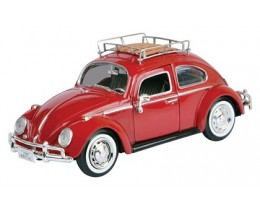 VW BEETLE 1966 W/ROOF LUGGAGE RACK - MOTORMAX