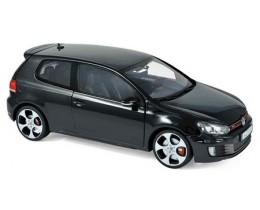 2009 VW GOLF GTI BLACK - NOREV
