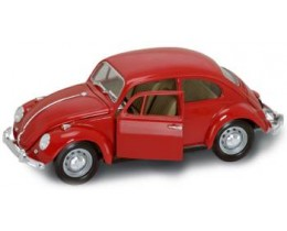 VOLKSWAGEN 1967 BEETLE ROJO - ROAD LEGENDS