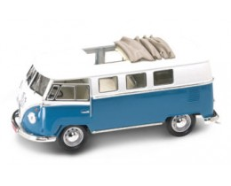 VW MICROBUS SLIDE SUNROOF 1962 - ROAD LEGENDS