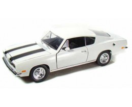 PLYMOUTH BARRACUDA 1969 - ROAD LEGENDS
