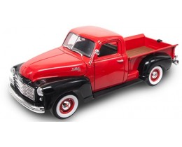 GMC PICKUP 1950 ROJA- ROAD LEGENDS