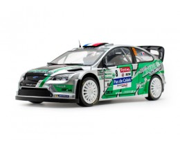 WRC FORD FOCUS RS #8 JEAN-CHARLES - SUNSTAR