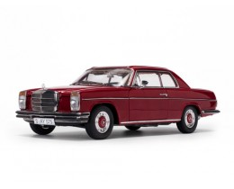 1973 MERCEDES-BENZ STRICH 8 COUPE RED - SUNSTAR