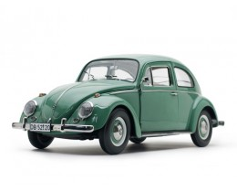 1961 VOLKSWAGEN BEETLE SALOON GREEN - SUNSTAR